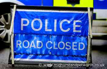 A272 closure: Two fire crews attend crash between car and van - Midhurst and Petworth Observer