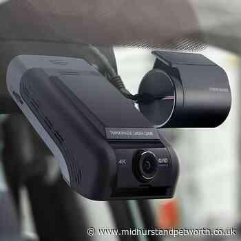 Thinkware U1000 dash cam review - Midhurst and Petworth Observer