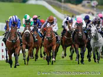 In pictures - Glorious Goodwood's Tuesday action - Midhurst and Petworth Observer