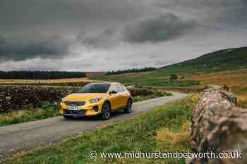 Kia XCeed review - crossover appeal - Midhurst and Petworth Observer