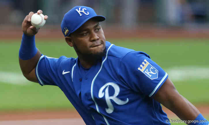 Maikel Franco launched two home runs for Royals Monday night