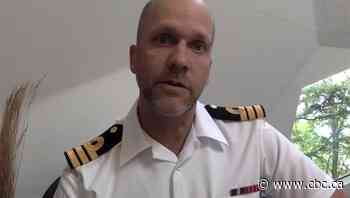 Message from HMCS Tecumseh commanding officer to crew - CBC.ca