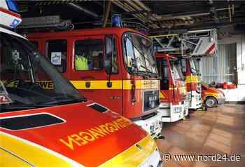 Bewohner stirbt bei Wohnhausbrand in Cuxhaven - Nord24