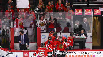 Blackhawks ban headdresses from arena after discussing issues with Native American groups