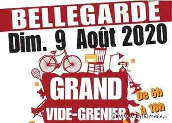 Vide greniers Avenue Madame de Montespan dimanche 9 août 2020 - Unidivers