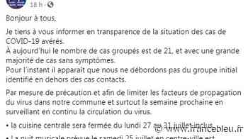 21 cas positifs de Covid-19 à Bellegarde selon la mairie - France Bleu