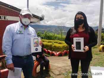 Chipaque, primer municipio del país con cobertura gratuita de internet en zona rural y urbana - RCN Radio