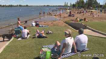 Not from Chestermere? That beach time is gonna cost you - CBC.ca