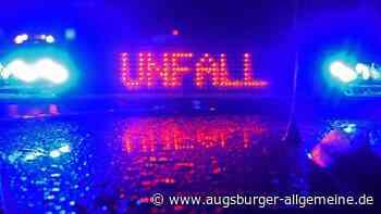 Autofahrer verursacht in Gersthofen Unfall beim Wenden - Augsburger Allgemeine
