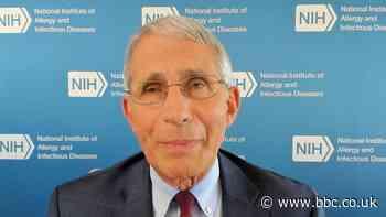 Coronavirus: Trump's signals 'not helpful', says Fauci - BBC News