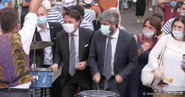 Conte e Fico picchiano duro in piazza Montecitorio: ecco cosa hanno fatto