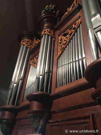 Visite guidée de l'orgue de Domgermain Eglise Saint-Maurice samedi 19 septembre 2020 - Unidivers