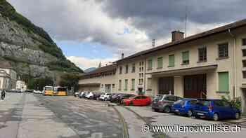 Saint-Maurice: la place de la gare en grande réflexion - Le Nouvelliste