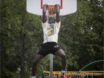 Karime Mané hopes to become first to go directly from CEGEP to NBA
