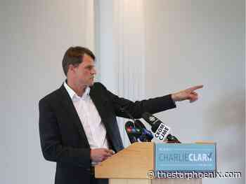 Clark seeking second term, running on record and pandemic leadership