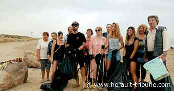 MARSEILLAN - Les acteurs de la série Demain Nous Appartient mobilisés pour la préservation de l'environnement - Hérault-Tribune