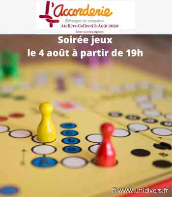 Atelier collectif à l'accorderie cachan,avenue victor hugo à l'arrière du 179 avenue aristide briand mardi 4 août 2020 - Unidivers