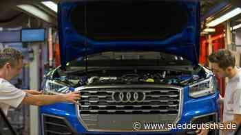 Audi beendet im September Kurzarbeit - Süddeutsche Zeitung