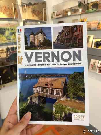Eure. « Suivez le guide » : un nouvel ouvrage consacré à Vernon - Le Démocrate