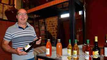 Autour de Vernon, les producteurs de cidre ne pétillent plus en l'absence de touristes - Paris-Normandie