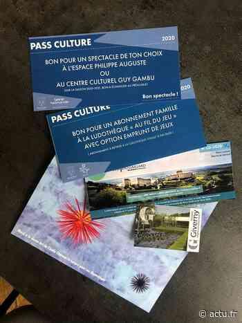 Eure. Vernon : un Pass Culture offert pour tous les élèves de CM2 - actu.fr