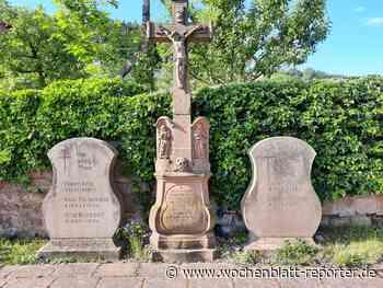 Älteste Kruzifixe stammen aus der Spätbarockzeit: Die Barock-Kreuze von Bann - Wochenblatt-Reporter