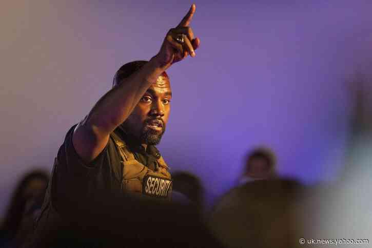 Kanye West's NJ ballot petition falls short, complaint says