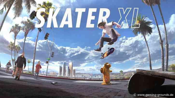 Skater XL Release: Physikbasiertes Skateboard-Game veröffentlicht - Gaming-Grounds.de – Das Spielemagazin