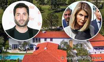 Lori Loughlin and Mossimo Giannulli slashed $10m off  Bel-air estate to sell to Tinder co-founder