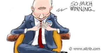 Bagley Cartoon: Making Moscow Great Again
