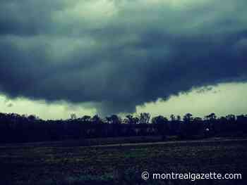 Two, possibly three tornadoes in Quebec in two days