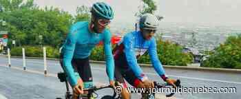 Cyclisme : cinq Québécois dans l'équipe olympique