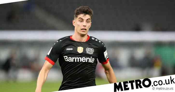 Bayer Leverkusen deny Kai Havertz request to seal Chelsea transfer this week