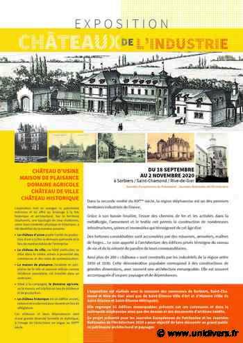 Châteaux de l'industrie Sorbiers Culture vendredi 18 septembre 2020 - Unidivers