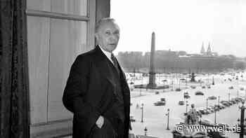75 Jahre CDU: Von Konrad Adenauer zum milden Matriarchat - DIE WELT