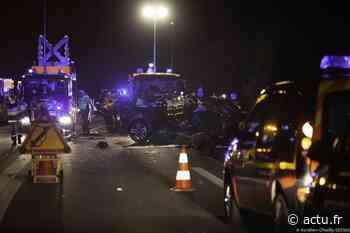 Oise : quatre morts dans un face à face à Senlis - actu.fr