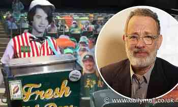 Tom Hanks' voice to be added to Oakland A's artificial crowd noise