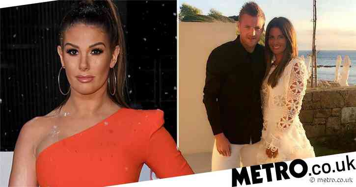 Rebekah Vardy claps back at trolls and their 'endless nastiness' after cruel jibes over swimwear snaps