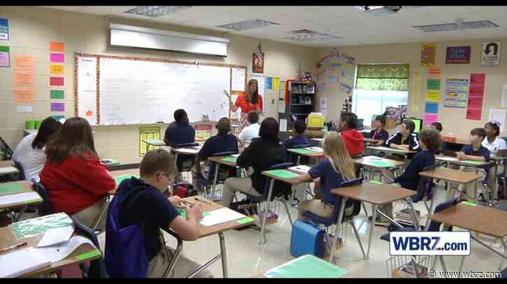 Zachary schools consider in-classroom learning for all students ahead of Phase 3