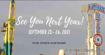 2020 Nez Perce County Fair Canceled - Dailyfly