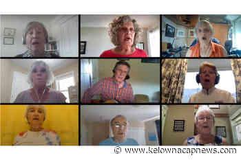 Penticton seniors choir moves online during pandemic – Kelowna Capital News - Kelowna Capital News
