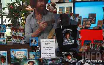 Penticton gallery can barely keep up with interest in Bob Ross exhibit - iNFOnews