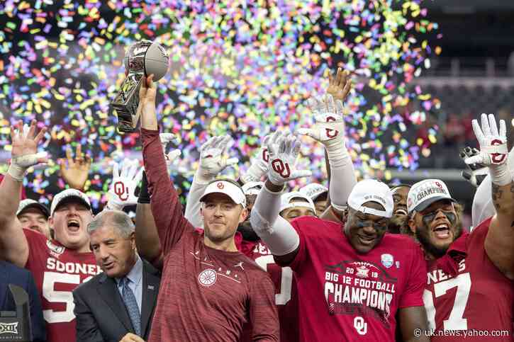OU's Riley extended through 2025, will earn average of $7.5M