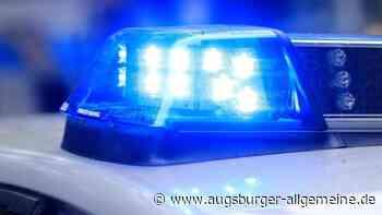 Vorfahrt missachtet: VW rammt BMW in Kissing - Augsburger Allgemeine