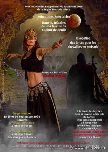 Danses tribales au Cachot de Senlis Le cachot de Senlis samedi 19 septembre 2020 - Unidivers