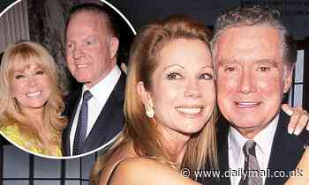 Kathie Lee Gifford reveals Regis Philbin 'protected' her after husband Frank was caught cheating