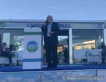 Metropolitana dalla Tav di Afragola a Napoli: presentato il progetto a Casoria con De Luca - Teleclubitalia.it