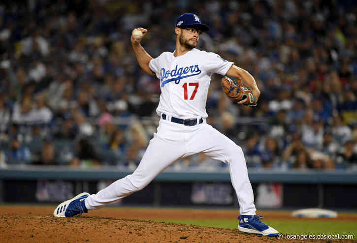 Dodgers Reliever Joe Kelly Suspended For 8 Games After Bench-Clearing Incident