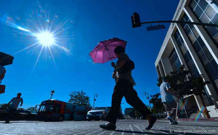 Fire Weather Threatens Southland Thursday Through Saturday; Cooling Centers To Open In Glendale