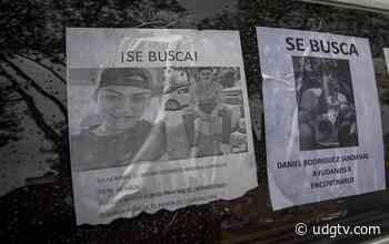 Despliegan operativo en la búsqueda de cuatro jóvenes desaparecidos en Teocaltiche - UDG TV